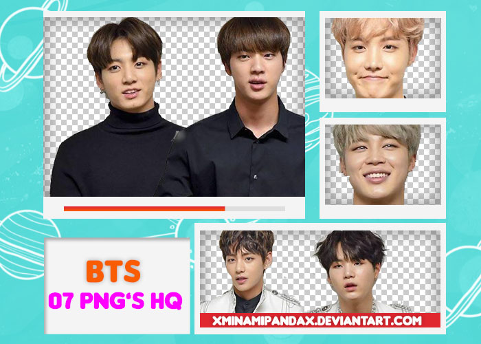Pack Png 281 Bts Japan Official Fanclub By Xminamipandax On