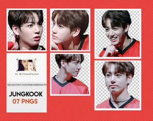 Pack Png 351 // Jungkook(BTS) by XMinamiPandaX