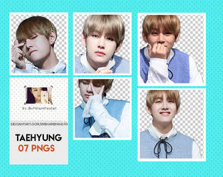 Pack Png 352 // V(BTS) by XMinamiPandaX