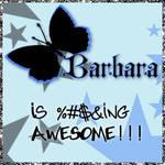 Barbara's Graphic