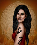 Isabelle Lightwood by fanny000