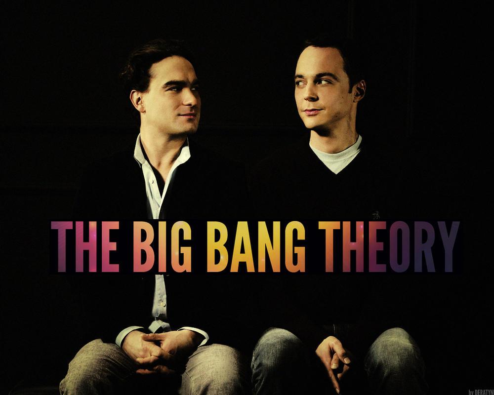 the big bang theory wallpapersderatyne on deviantart