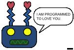 Programmed to Love by darkwolf95