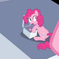 Pinkie? Pinkie? Pinkie? (ANIMATED) by masemj