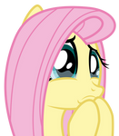 Fluttershy's About To Cry (ANIMATED)
