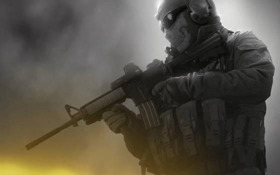 Modern Warfare 2 - Ghost