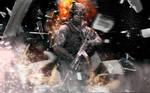 Modern Warfare 2 - Explosion