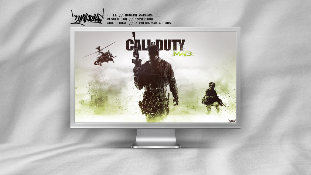 Modern Warfare 3 - Warpack I by emperaa