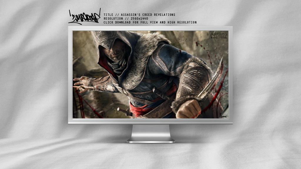 Assassin's Creed Revelations - Wallpaper by emperaa