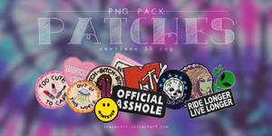 Patches PNG PACK