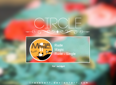 Circle xWidget by iRaveKatt