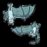 F2U Bat Bases/Line Arts (.PSD!)