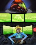 Metroid: Conquest, Part II by dwwrider