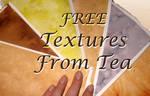 6 Tea Textures