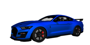 MMD Shelby GT500 DL