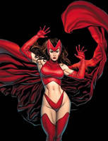 Scarlet Witch by killers-boster