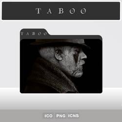 Taboo (Folder Icon) by YosemiteDesign