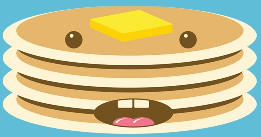 pancakes cursor by 1up01