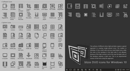 blzos DUO icons (Beta 3)