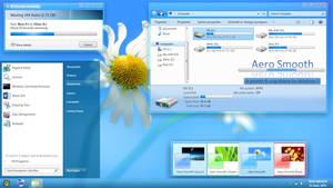 Aero Smooth - A smooth,crisp theme for Windows 7