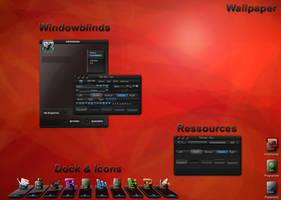 Nyx GUI Mega Pack by spider4webdesign