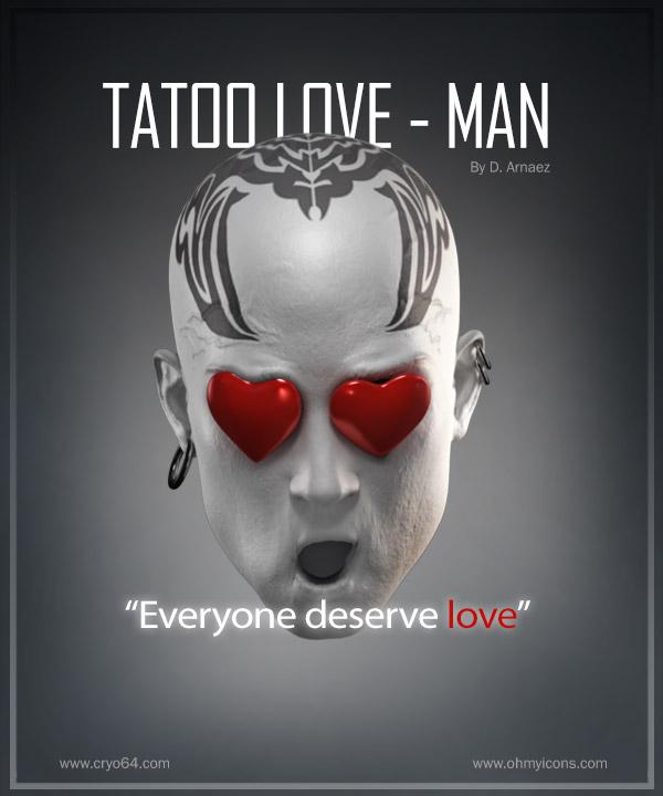 Tatoo Love by DARIMAN