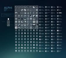 ALPHI icon pack v1.3