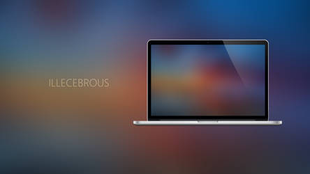 ILLECEBROUS - Coloured Expression Wallpapers by Ecstrap