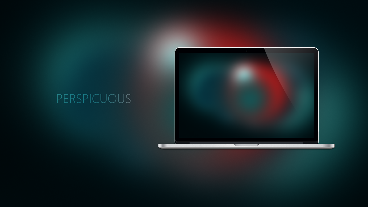 PERSPICUOUS - Coloured Expression Wallpapers by Ecstrap