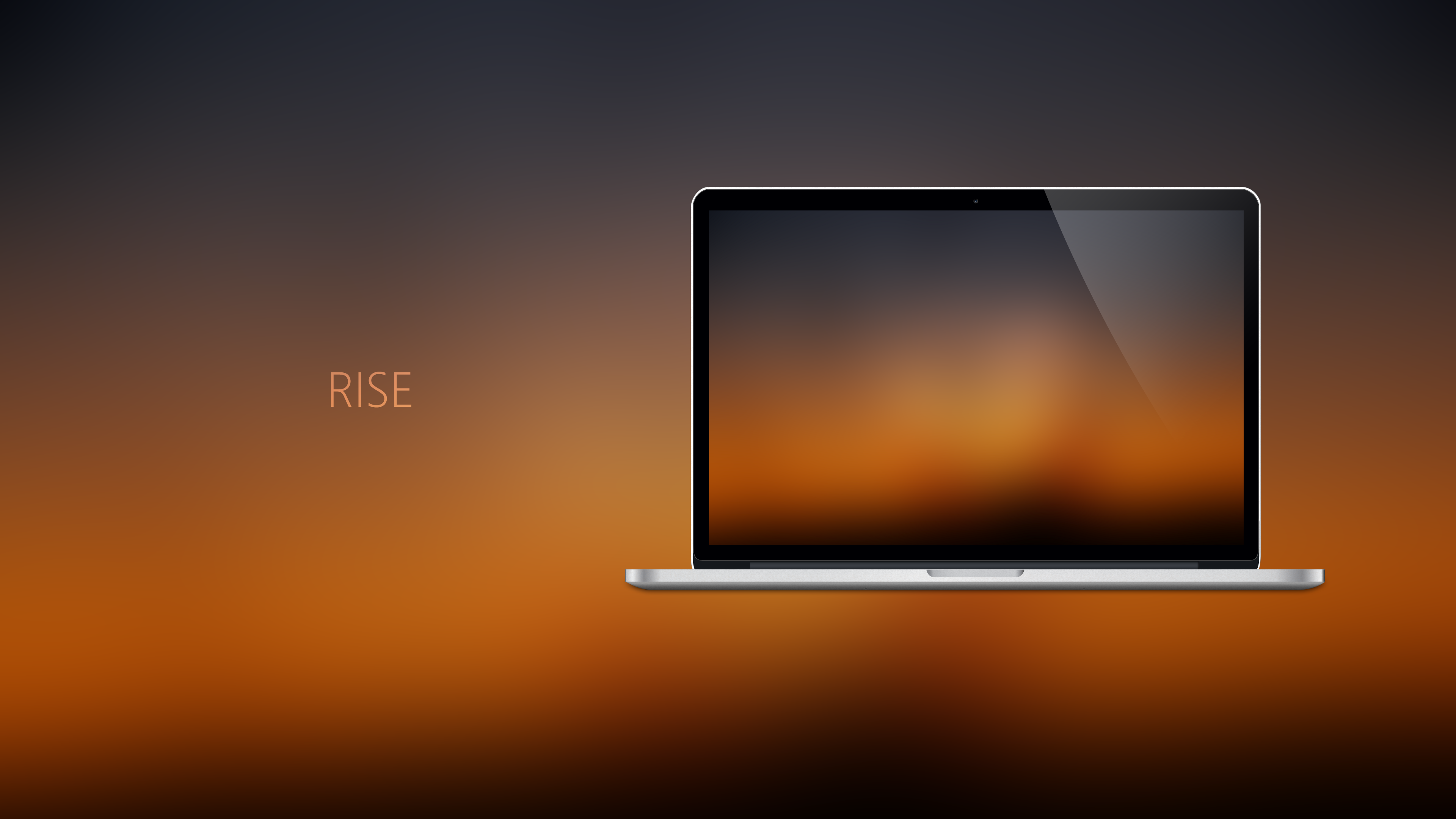 RISE - Coloured Expressions Wallpapers