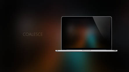 COALESCE - Coloured Expression Wallpapers