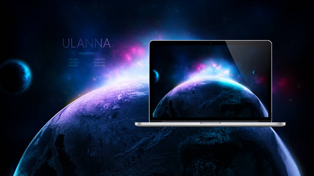 ULANNA - SpacedOut Wallpapers