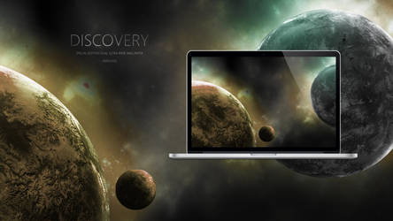 *DISCOVERY - Spaced Out Wallpapers