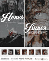 Hexes and Jinxes - a small pack!