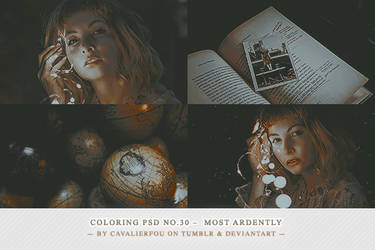 Psd #30 - Most Ardently