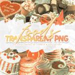 FOODS - a transparent png pack