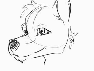 Random wolf i move by tidbitzwolfie