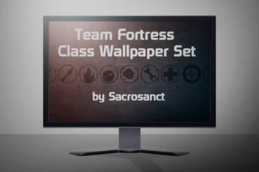 Team Fortress 2 Minimalist Wallpapers