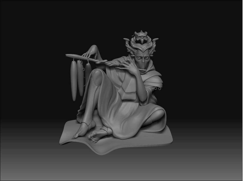 Character 3: Baneshrae by JessicaDru