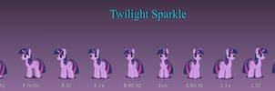 Twilight Sparkle v2.8