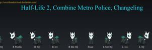 Combine Metro Police Changeling v2.7