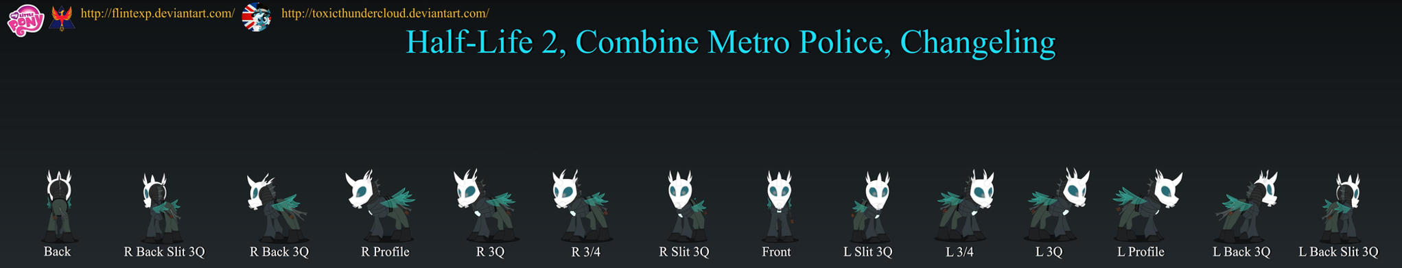 Combine Metro Police Changeling v2.7 by FlintEXP