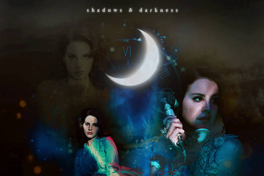 Lana del Rey Moonlight