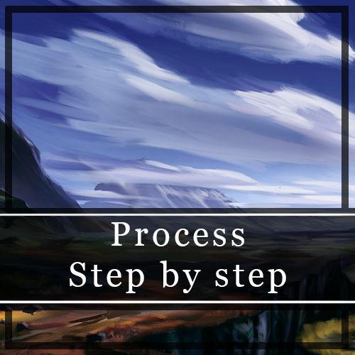 Landscape practice Process