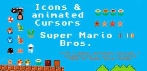 Super Mario Bros. Desktop Pack