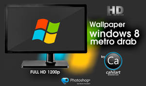 Windows 8 Metro Drab