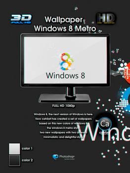 Windows 8 Metro Wallpaper