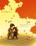 Flash Comic: Love Between Us