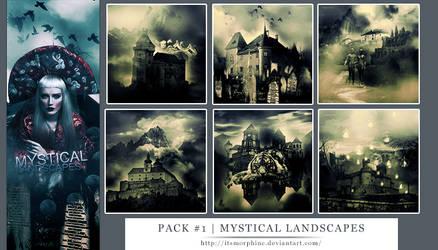 Textures Pack #1 | Mystic Landscapes
