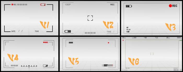 [MMD DL] Camera Screen : LGPACK (Effect)